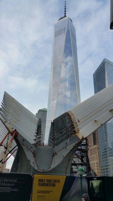 WTC. December 2014.