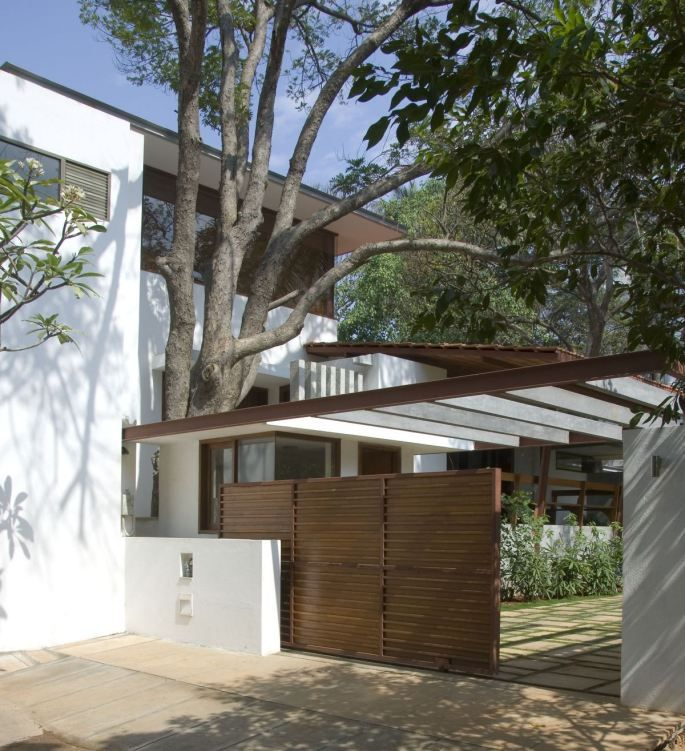 Vastu House By Khosla Associates in Bangalore