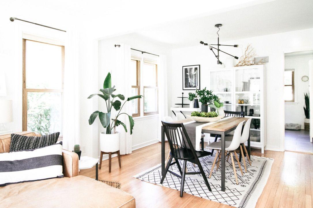 Modern & Minimal in Milwaukee Home decor kitchen