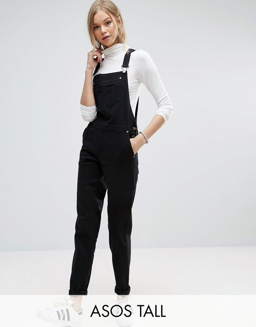 4abb9b3511f9 Get this Asos Tall s basic jumpsuit now! Click for more details. Worldwide  shipping.