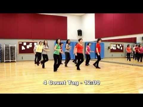 Rock & Roll - Line Dance (Dance & Teach in English & 中文) - YouTube | zumba  | Pinterest | Dancing, Aerobics and Exercises