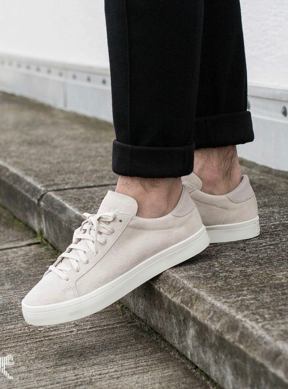 adidas Originals Court Vantage | Adidas tennis shoes, Adidas