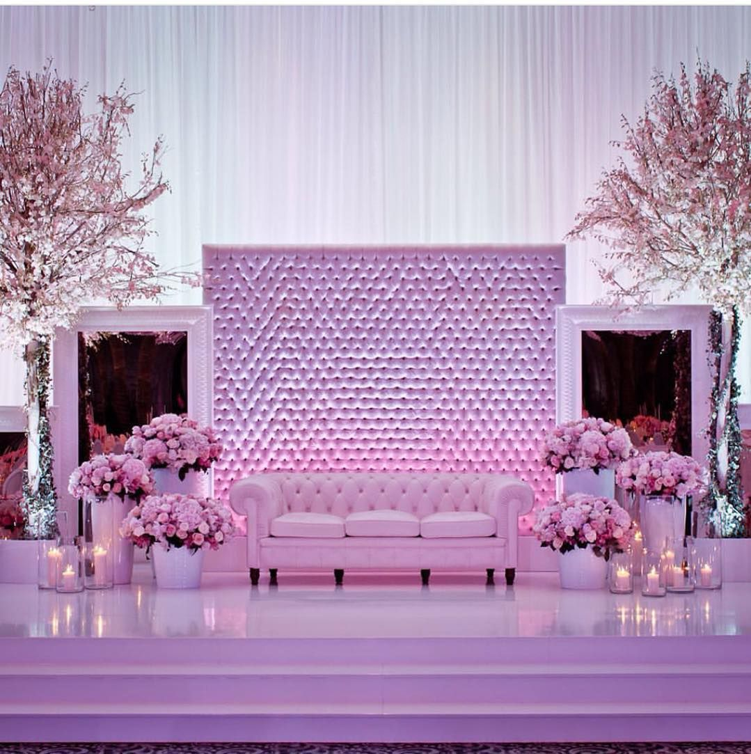 Nigerian wedding stage decoration   Likes  Comments  No Nigerian Wedding Blog