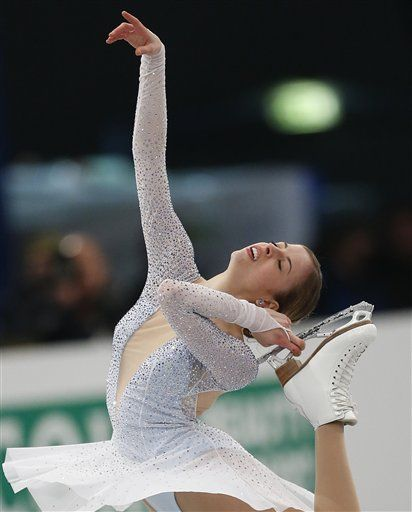 Hungary Figure Skating   http://globenews.co.nz/?p=8103