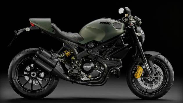 Marca: DUCATI  Modelo: MONSTER Diesel  Precio de Lista: $224,000.00  Tiempo de entrega: Inmediato  Color: Verde Mate     Pague en línea!    Ducati Monster 1100 EVO edicion especial de la marca Italiana Diesel
