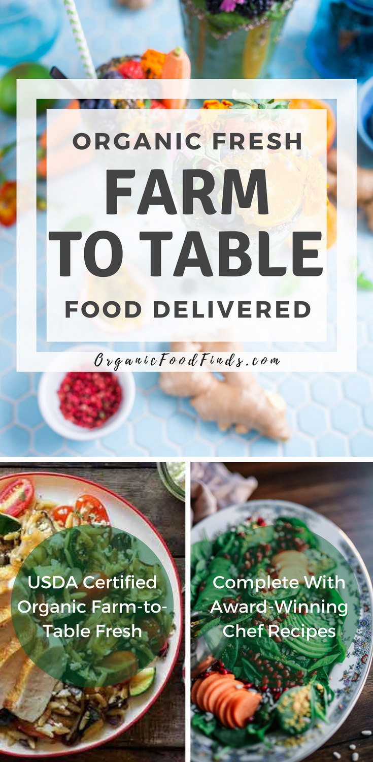 Farm to table fresh certified organic food organic farming and are you ready to save time and money on organic foods check out the organic forumfinder Images