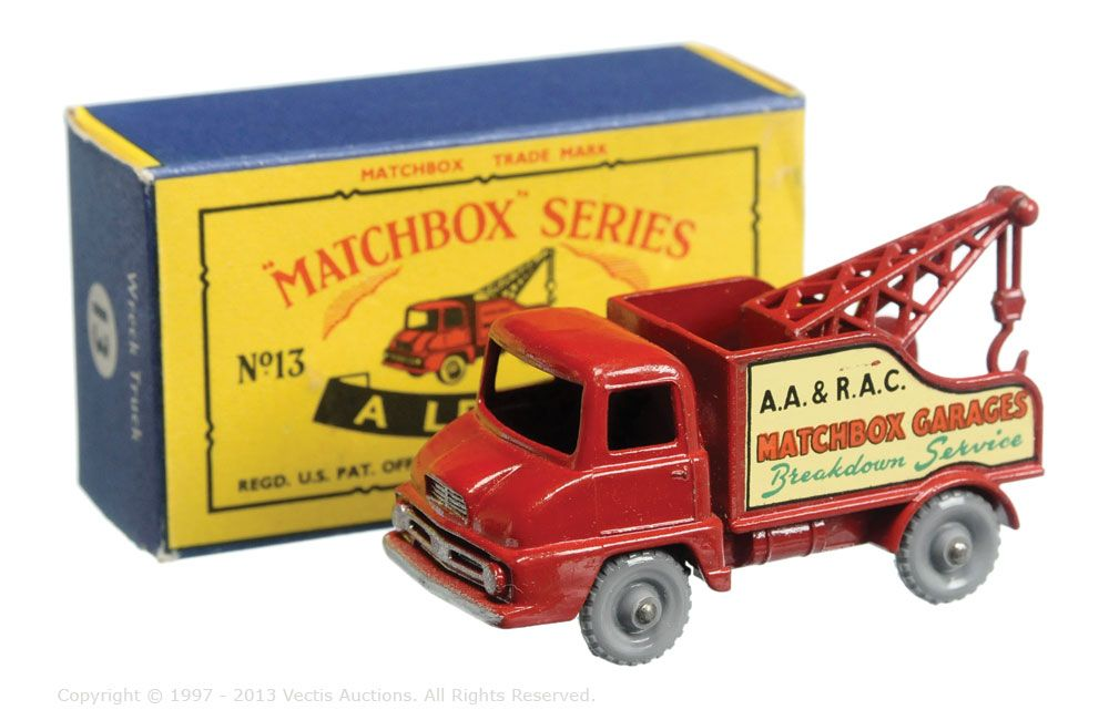 The South West Matchbox Collection | Regular Wheels | Vectis Toy ...