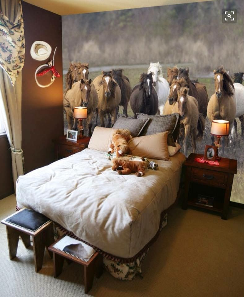 horse themed rooms | horse themed bedrooms in 2019 | horse themed