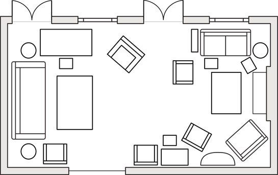 Glamorous Drawing Room Plan Ideas - Simple Design Home - shearerpca.us