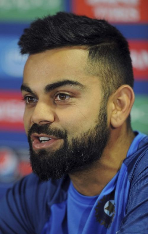 15 Awesome Virat Kohli Hairstyles You Should Try This Year