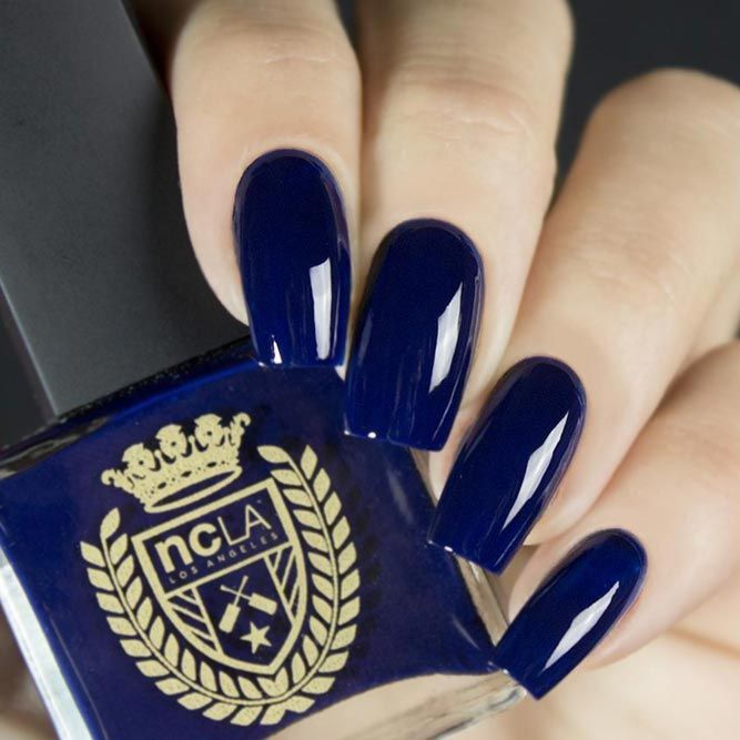 30 Sensational Winter Nail Colors to Warm Up Your Hands | Pinterest ...
