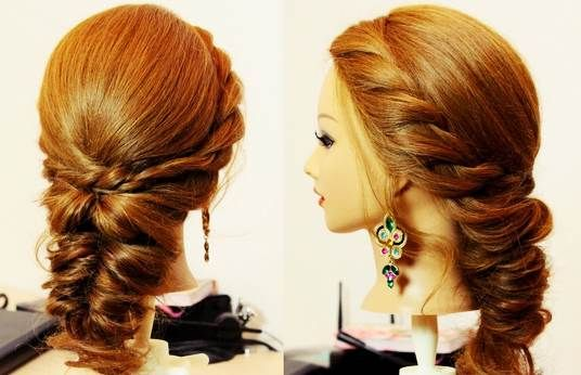 Easy Hairstyles For Short Hair To Do At Home Cool Easy Hairstyles To Do At Home Are Easiest To Manage  Simple