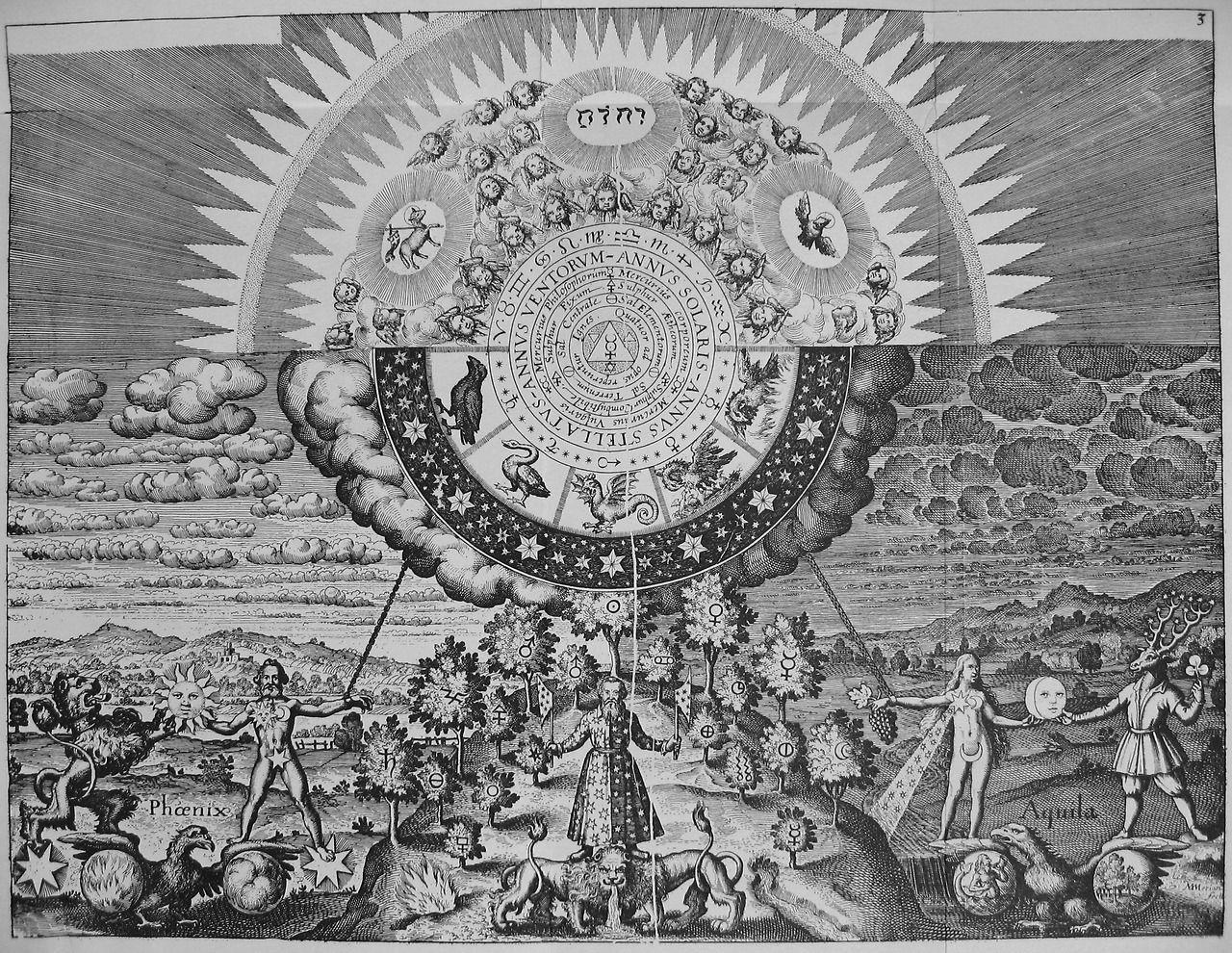 Aureliae occultae philosophorum