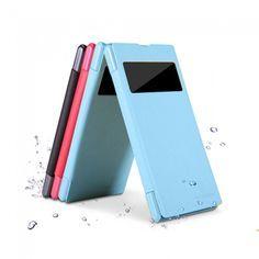 Fresh (Sininen) Sony Xperia Z 1 Nahkakotelo - http://lux-case.fi/fresh-sininen-sony-xperia-z-1-nahkakotelo.html