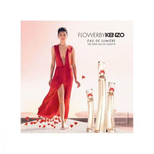 Kenzo Flower by Kenzo Eau de Lumière FAnn parfumerie   Kenzo