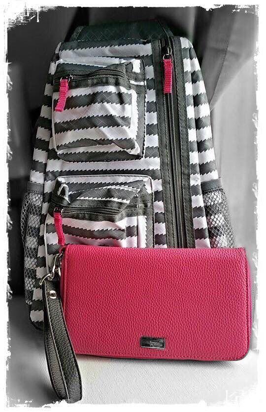 Thirty-One Gifts - Sling Back Bag $45. www.mythirtyone.com ...