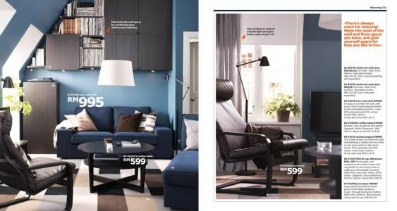 2015 Catalogue Kivik Ikea Catalog Home Ikea