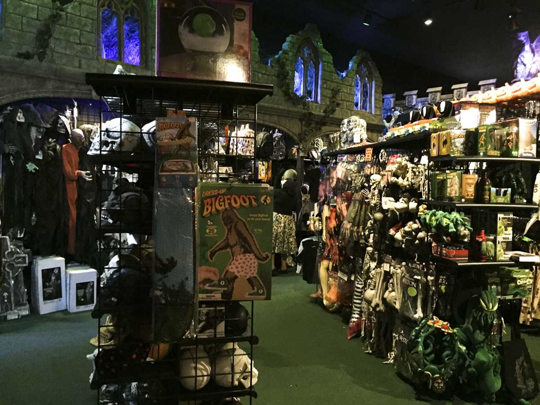 On the Grid :: Halloween Town, Burbank, Los Angeles | Pop Up ...