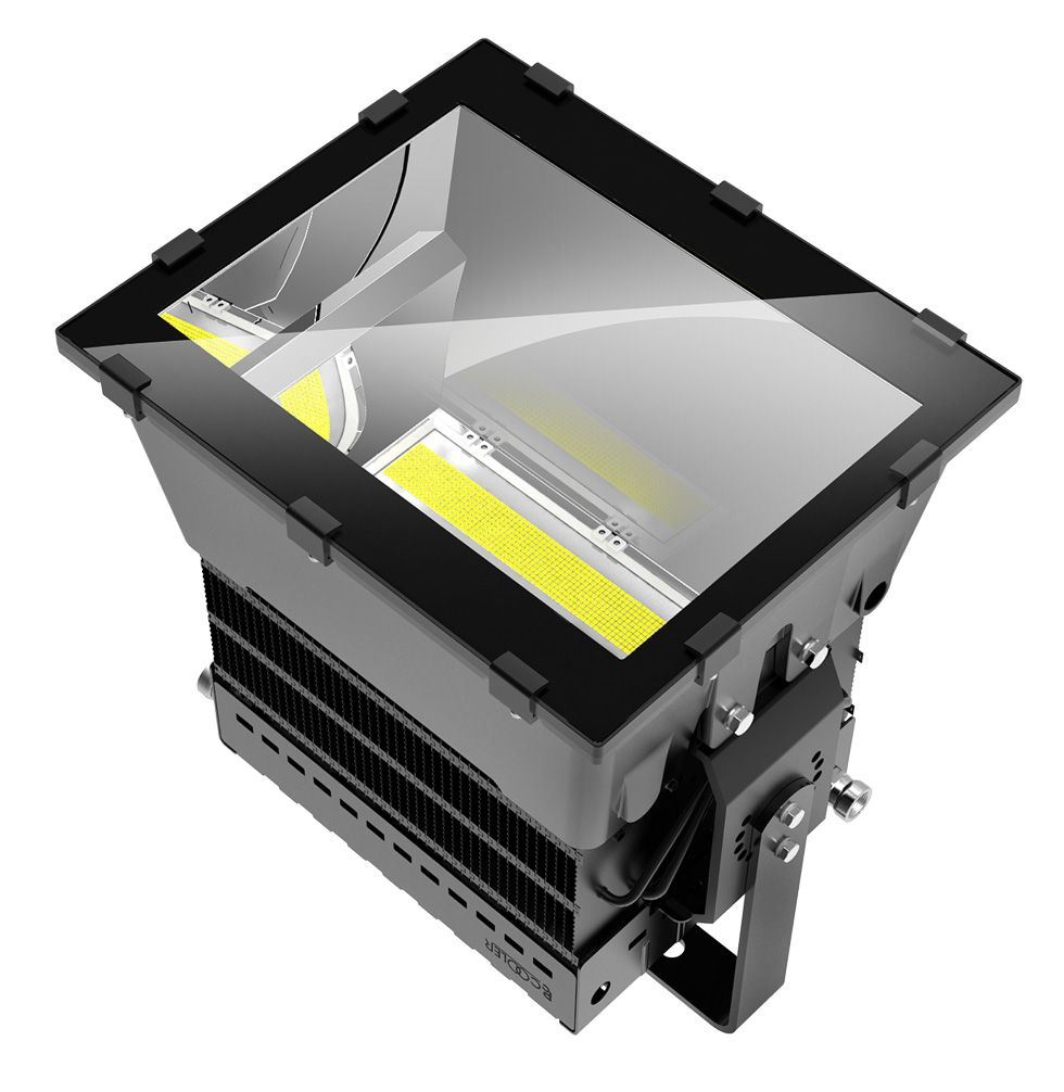 1000w High Mast Led Flood Light For Sports Field Area Lighting Flood Lights Led Flood Led Flood Lights