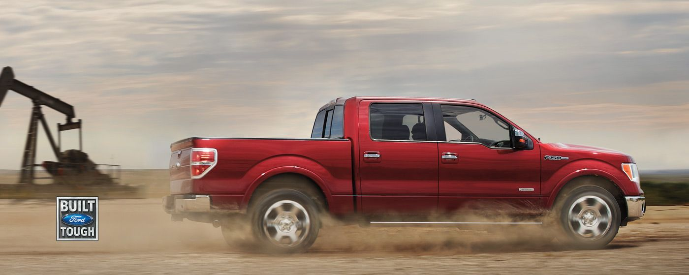 2014 F150 Visit Ford