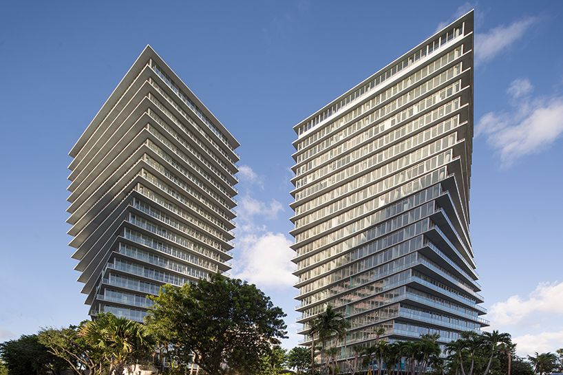 grove at grand bay: a first look inside BIG's twisting towers