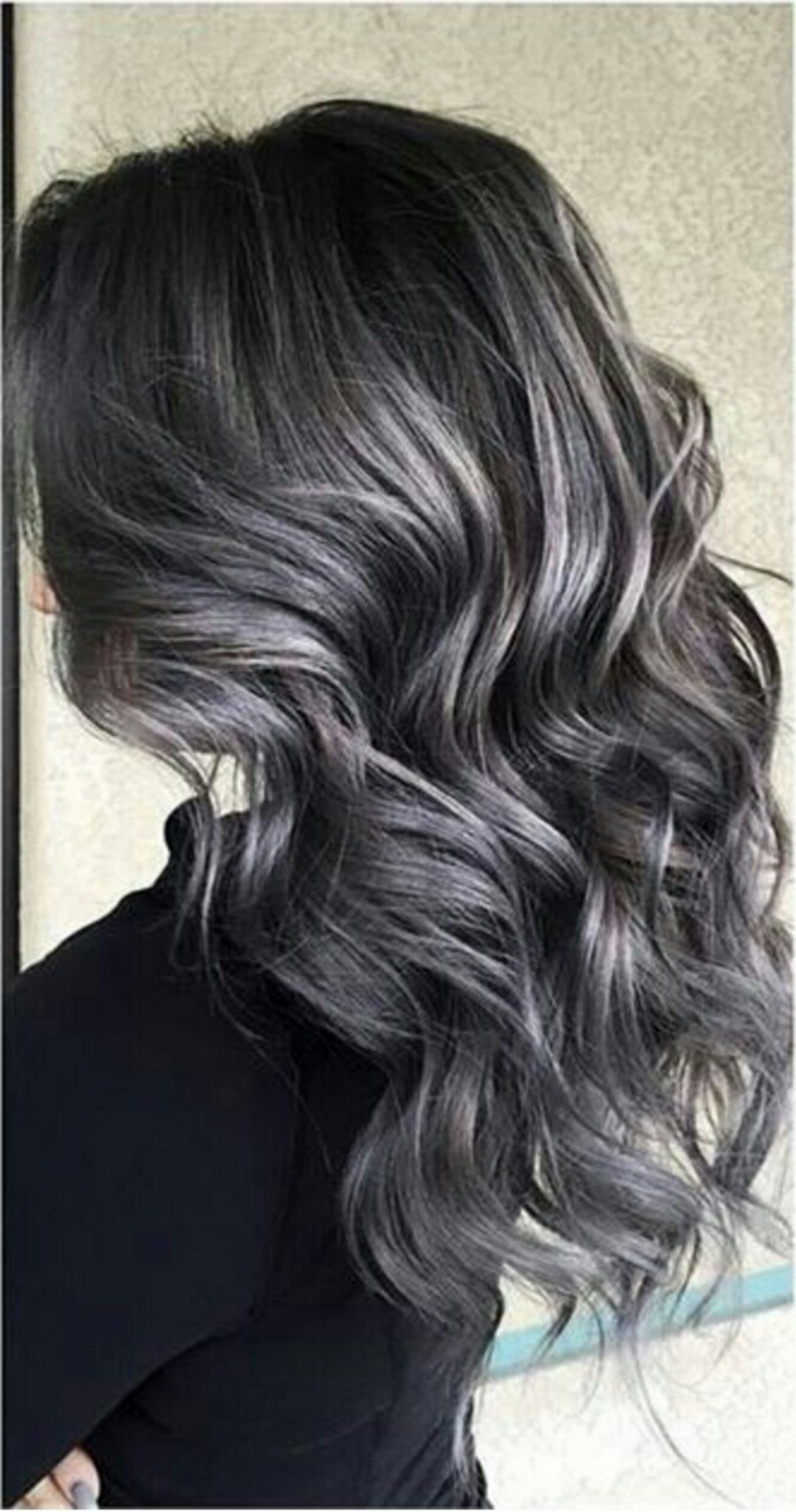 40 Absolutely Stunning Silver Gray Hair Color Ideas These 40 Absolutely Stunning Silver Gray Grey Hair Color Silver Dark Hair With Highlights Grey Hair Color