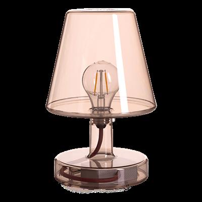 Fatboy Transloetje Tafellamp Bruin In 2020 Table Lamp Lamp Cordless Table Lamps