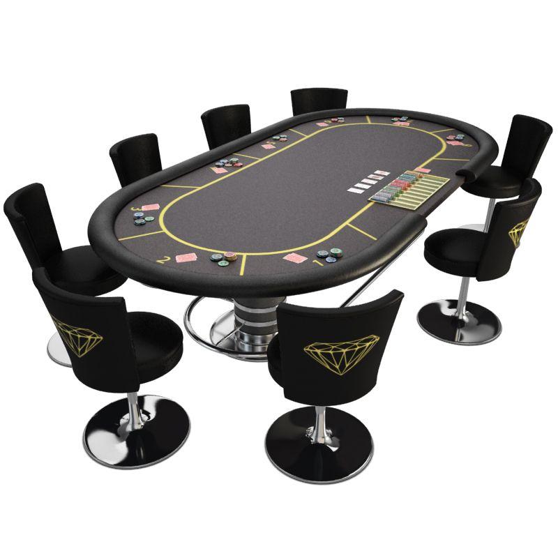 tables de jeux casino