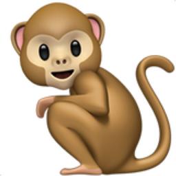Pin By Tammie Drake On Monkey Banana Monkey Emoji Emoji Monkey And Banana
