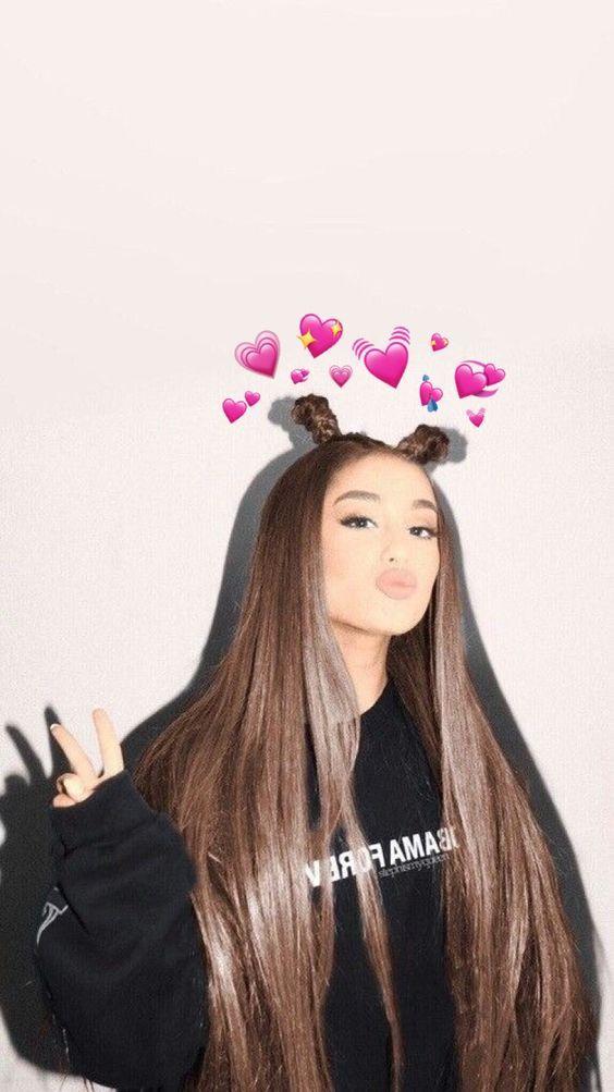 Lindos papeis de parede para celular da Ariana Grande. #papeldeparede #cell #wallpaper #arianagrande #beautiful #celular