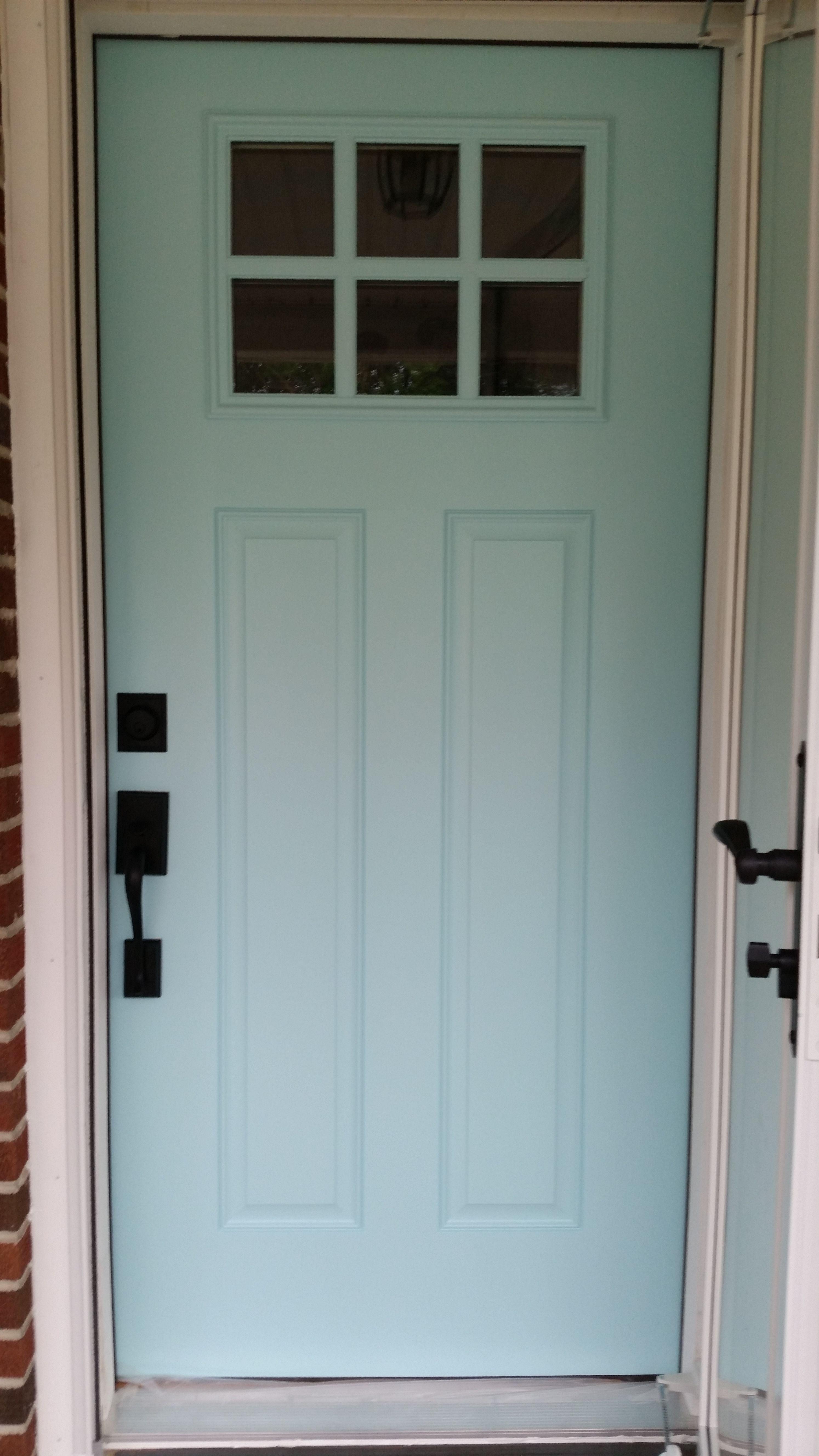 New Front Door Hardware Courtesy Of Schlage Curb Appeal Contest Winner Valspar Color Sea Kiss Paint Hgtv Home Sh Valspar Colors Coastal Design Schlage