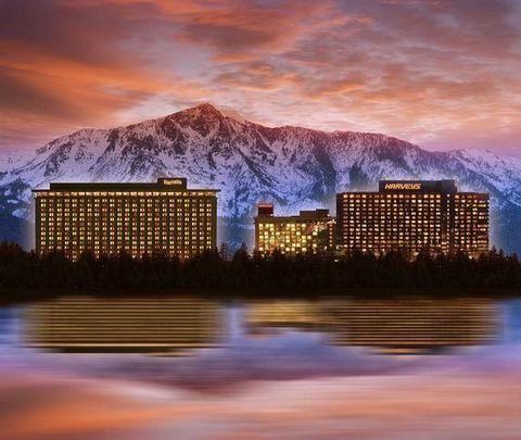 Hotel Deal Checker Harveys Resort South Lake Tahoe Lake Tahoe