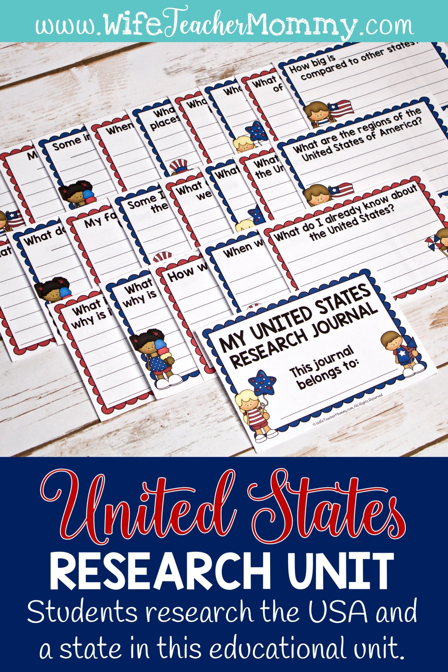This United States Of America Research Unit Includes