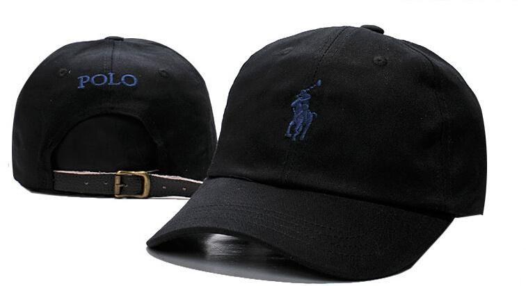 1dc60c767 Men's / Women's Polo Ralph Lauren Small Pony Logo Leather Strap Back ...