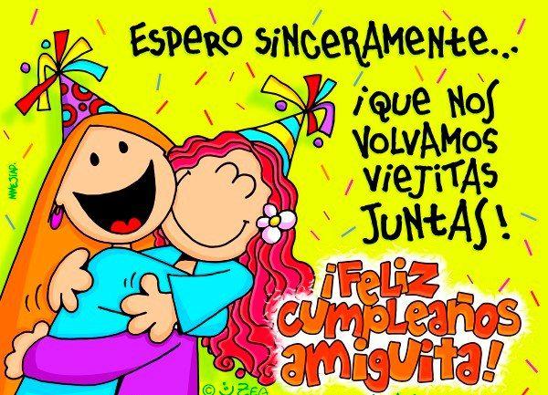 Feliz Aniversario Tia Espanol: Imágenes De Cumpleaños Para Facebook Archivos