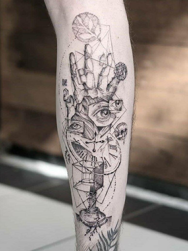 Trafalmadorian By Jak Black Forest Tattoo Melbourne Aus Forest Tattoos Tattoos Black Forest