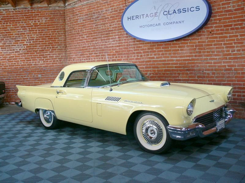 1957 Ford Thunderbird..Re-Pin Brought to you by #CarInsurance from ...