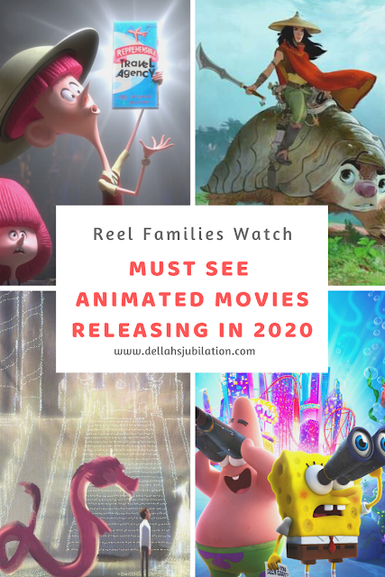 Reel Families Watch Must See Animated Movies Releasing in