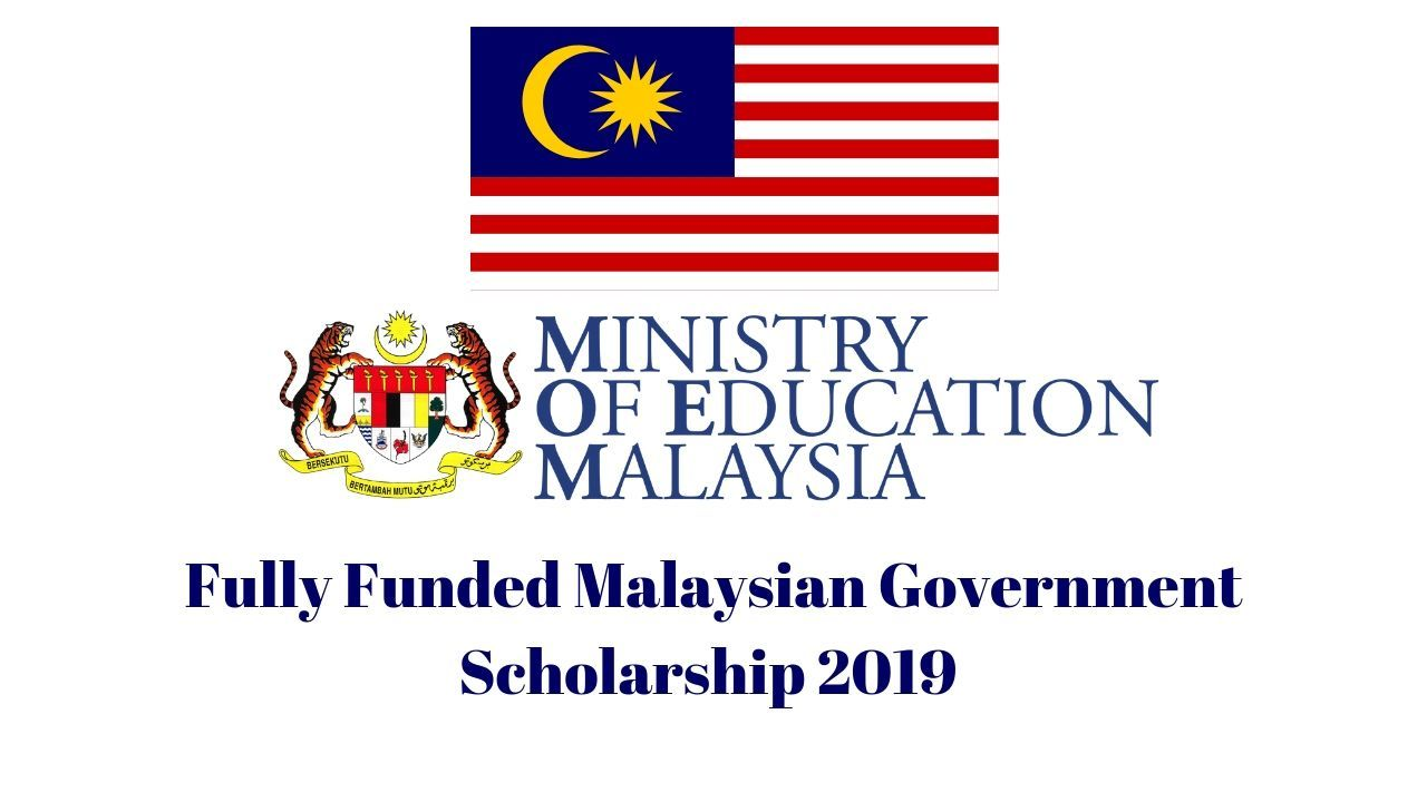 Malaysian Government Scholarship 2019 For Master & PhD ...