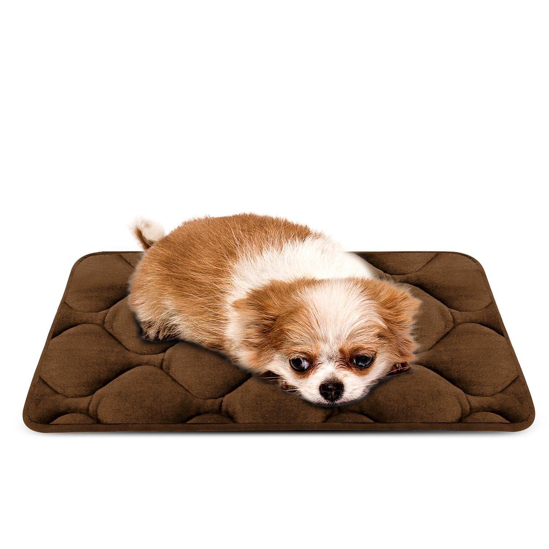 Sleeping Dog Bed Mat Soft Fleece Antislip Machine