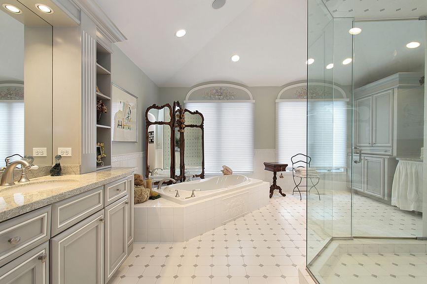 101 Custom Primary Bathroom Design Ideas Photos Master Bathroom Design Custom Bathroom Designs Bathroom Design Luxury