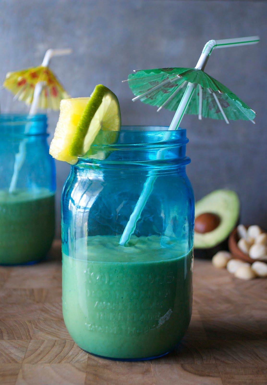 Pin by Jessica Lagios on recipies Tropical smoothie