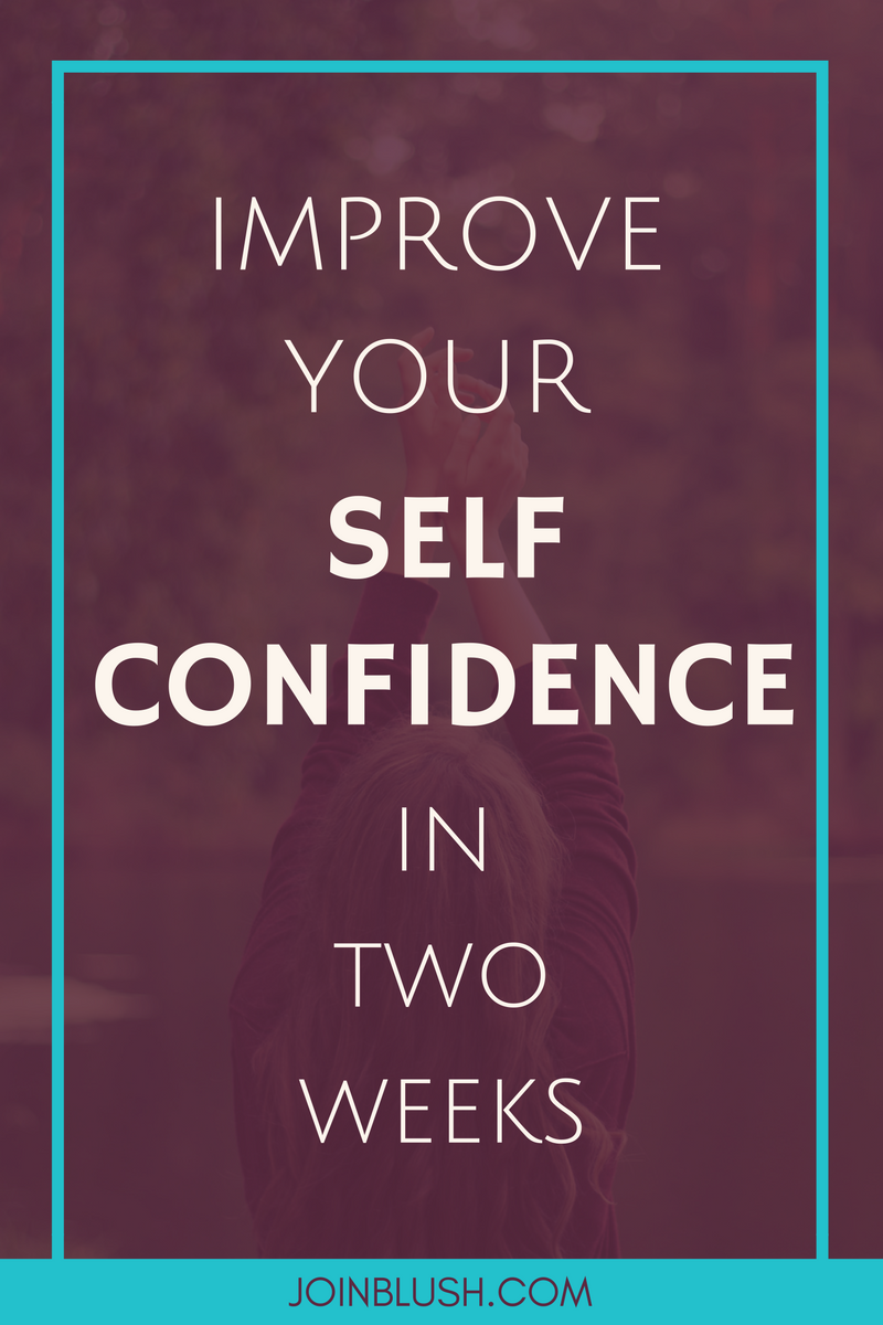Improve self esteem in relationships