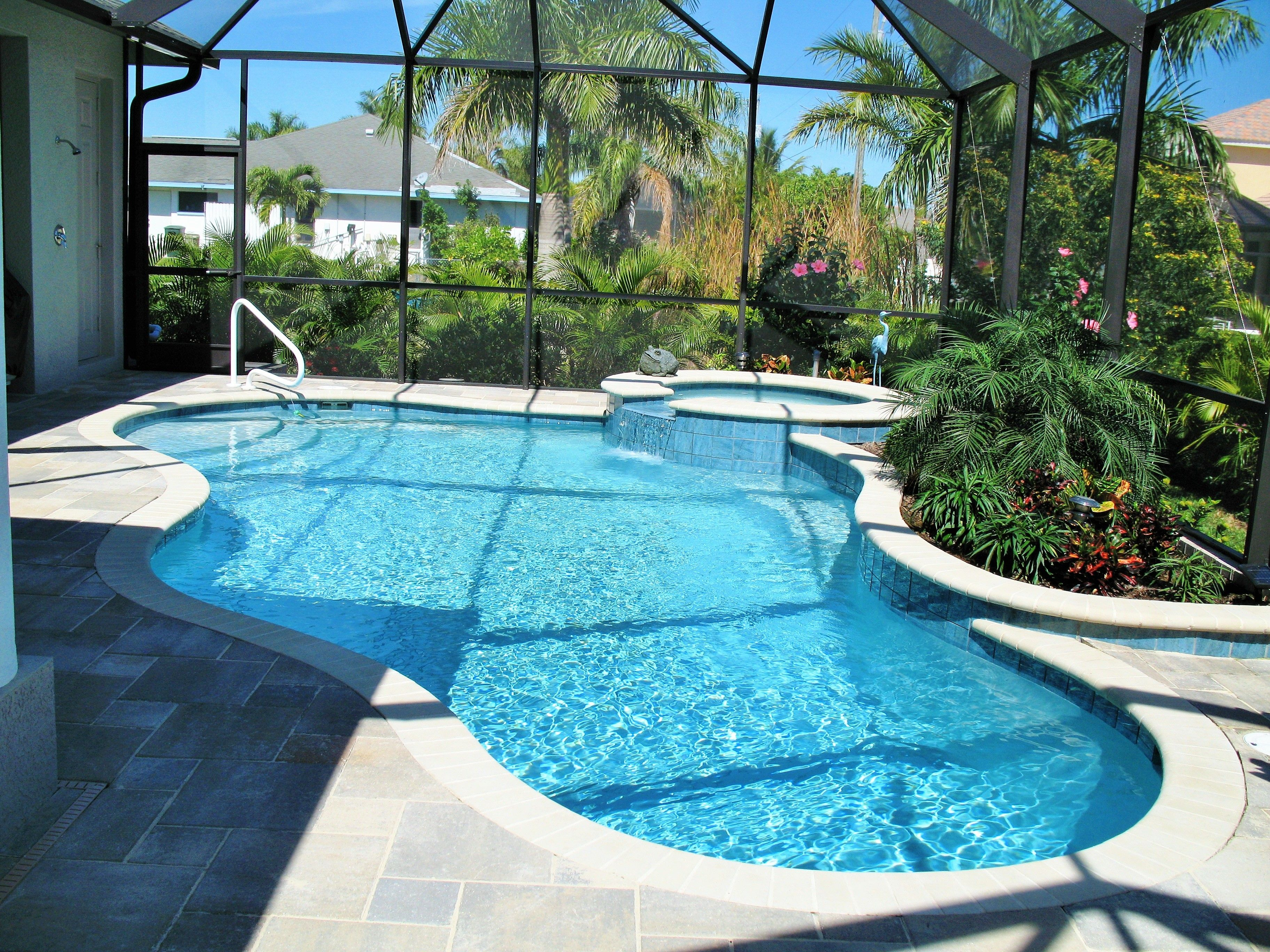 We Cater Full Service Commercial Swimming Pool Cleaning And Maintenance  Works For Both Small And