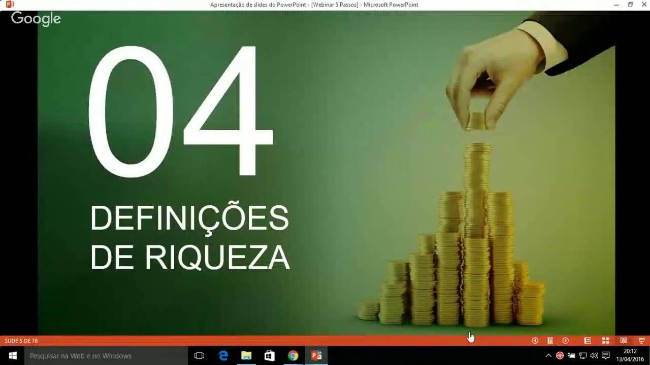 05 PASSOS PARA COMEÇAR A TRANSFORMAR SUA VIDA FINANCEIRA
