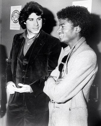 Michael Jackson & john Travolta