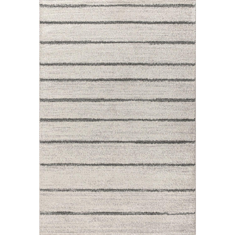 Palermo Minimalist Stripe Area Rug Eyely Grey Area Rug Rugs Area Rugs