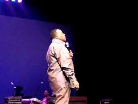 "Marvin Sapp sings ""Let Go and Let God"" LIVE in Lake Charles, LA. http://www.badassbutton.com/c6c7715aca954b079ae00e7d74476ac7?id=sodacan85  re-pin and comment below please"