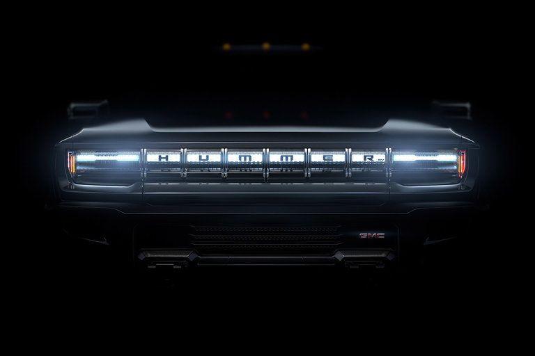 Gmc Hummer Ev Truck In 2020 Hummer Ev Truck Electric Truck