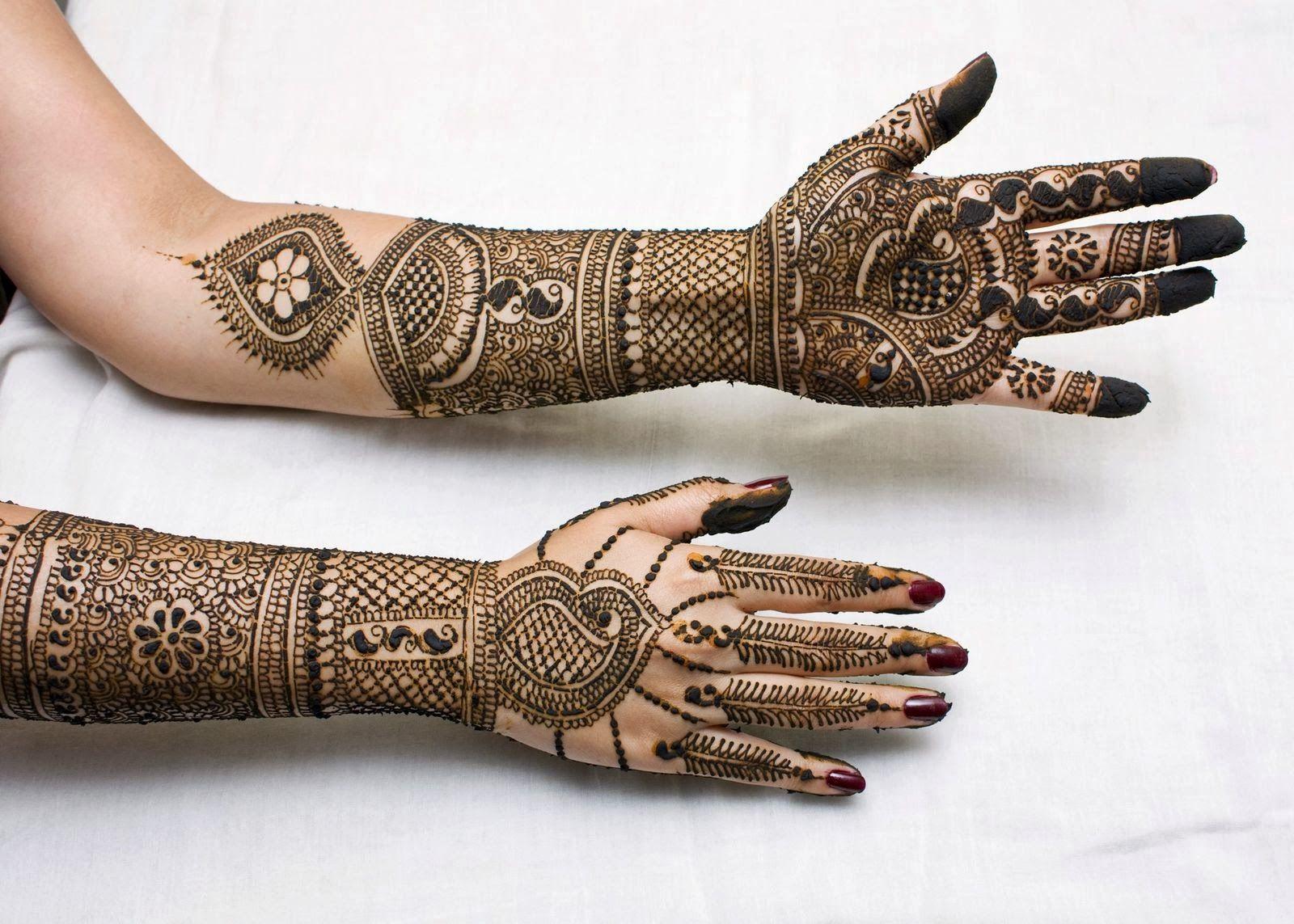 Attractive dulhan henna mehndi design for full hand - Attractive Mehandi Designs For A Lovely Bride Mehandidesign Indianmehandidesign Arabicmehandidesign
